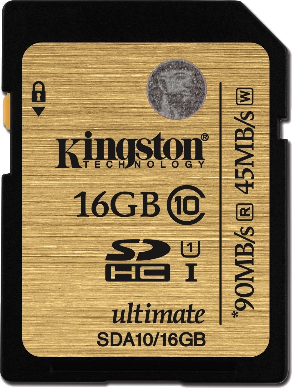 KINGSTON 16GB SDXC Memory Card