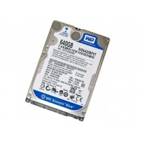 "WD Blue Mobile 640GB SATA 2.5"" Laptop Hard drive HDD 5400 RPM WD6400BPVT"