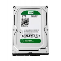 "WD WD20EZRX Green 2TB Desktop Hard Drive 3.5"" SATA 6 Gb/s IntelliPower 64MB Cache"