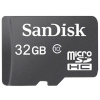 SANDISK 32GB SDHC Memory Card Fast Speed for Digital Camera SD Card