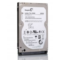 "Seagate Laptop 2.5"" Internal Hard Disk Drive 500GB SATA 6Gbs Thin SSHD SSD 64MB Cache ST500LM000"