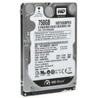 "WD Black 750GB  Sata 16MB 7200RPM 2.5"" Hard Drive HDD Internal WD7500BPKX WD7500BPKT"