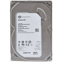 "Seagate Desktop HDD ST1000DM003 1TB 64MB Cache SATA 6.0Gb/s 3.5"" Internal Hard Drive Bare Drive"