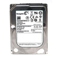 Seagate Constellation.2 500GB 7200RPM SATA 6 Gb/s 64MB Cache 2.5'' Internal Bare Drive ST9500620NS