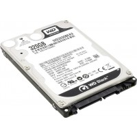 WD WD3200BEKX  Black Series 320GB 7200 RPM 16MB Cache SATA 6.0Gb/s 2.5inch Internal Notebook Hard Drive