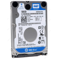 "Western Digital WD WD5000LPVX  Scorpio Blue 500 GB 5400 RPM 2.5"" Hard Drive HDD SATA"