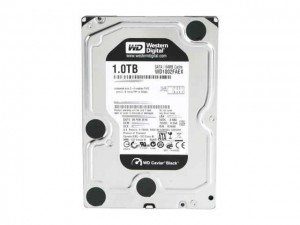 WD Black 1TB Desktop HDD
