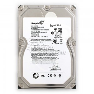 SEAGATE Barracuda 1TB Internal HDD